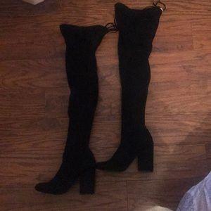 Steve Madden Nori thigh high boots